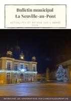 Bulletin municipal La Neuville-au-Pont